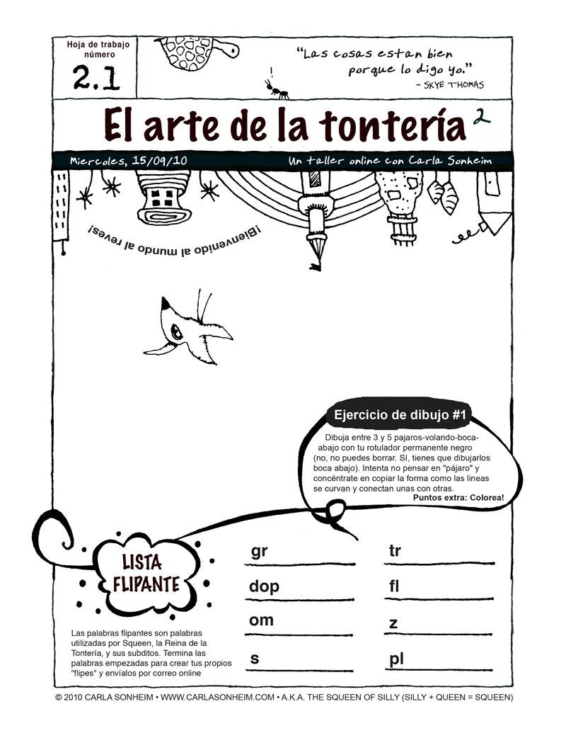 El arte de la tontería – en español! |