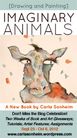 Imaginary Animals Blog Tour