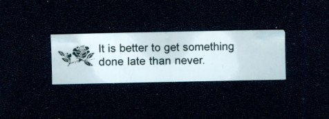 fortunecookie
