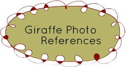 giraffeflowerfbuttonphoto