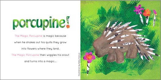 Fairylandporcupine