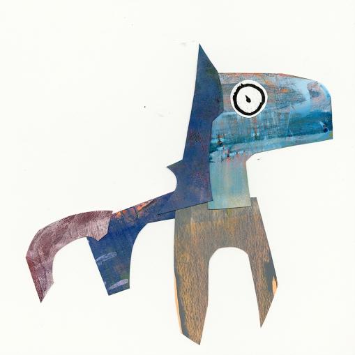 horsecollage